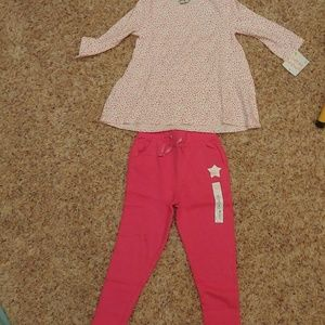 Jumping Beans 2 piece outfit